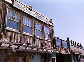 Schooners Wharf is one of the many beach front restaurants in Cayucos